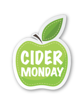 Cider Monday logo