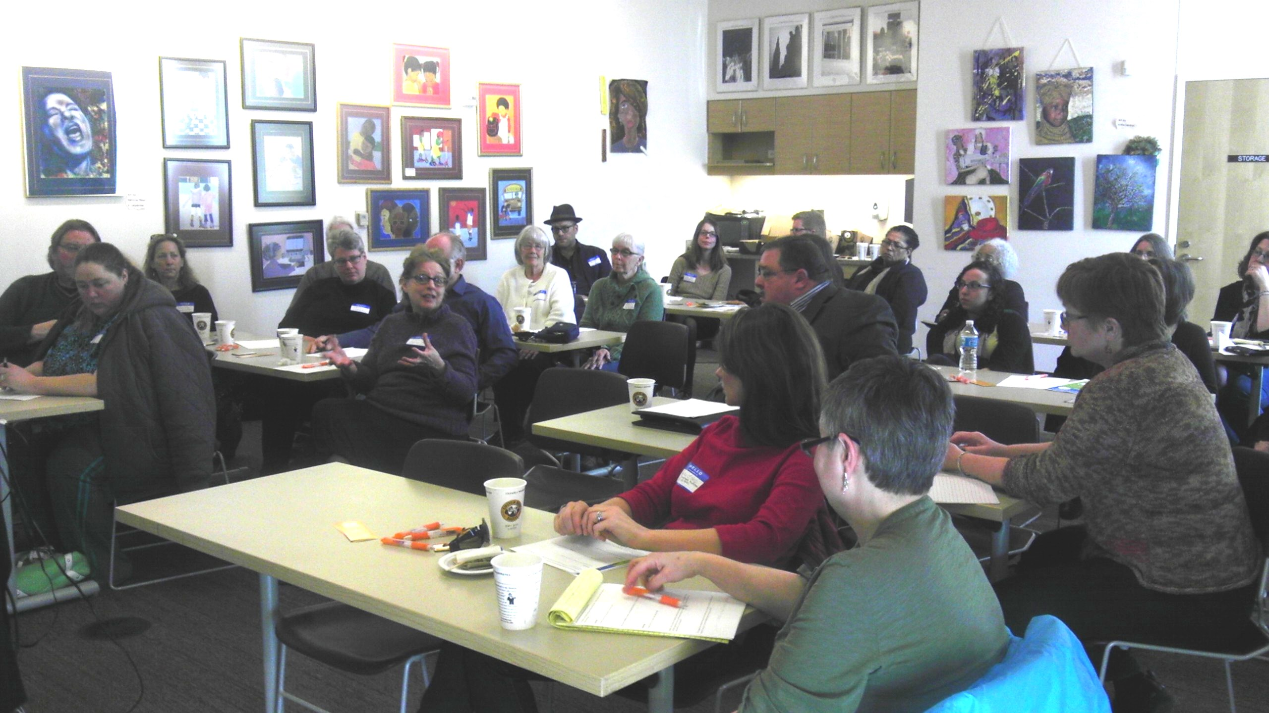 Spring Forums Generate Discussion and Ideas Among