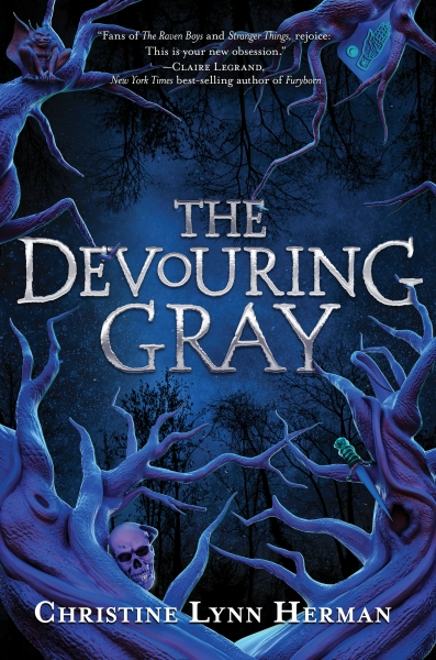 The Devouring Gray cover