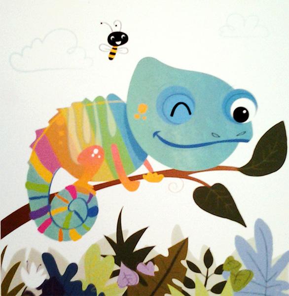 Digital print by Doreen Marts.