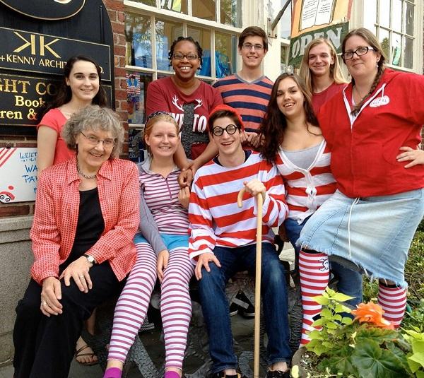 Eight Cousins celebrates Find Waldo Local.