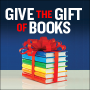 Give the gift of books