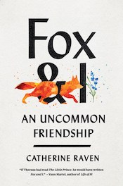 Book cover of Fox & I by Catherine Raven