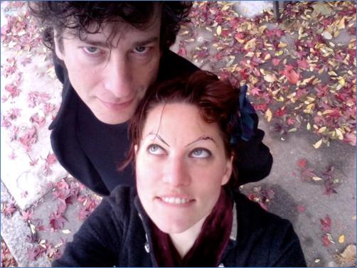 Neil Gaiman Amanda Palmer Call On Authors To Support