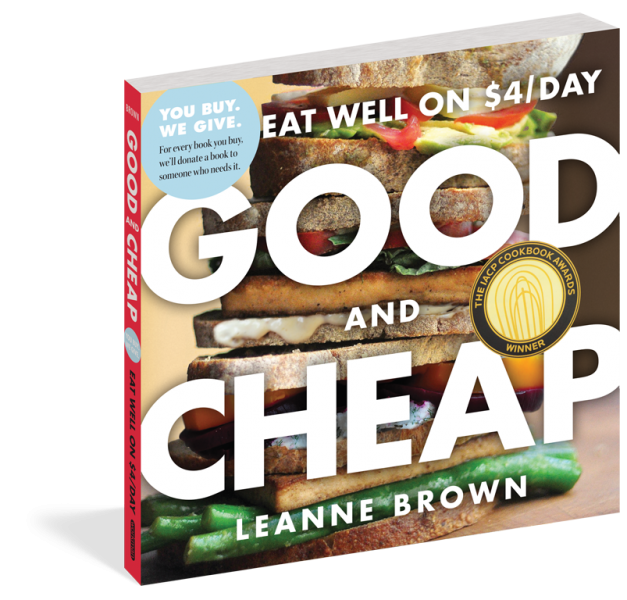 Good and cheap cookbook sales to benefit the food insecure the originally from edmonton alberta canada brown was not familiar at first with the us governments supplemental nutrition assistance program snap food forumfinder Gallery