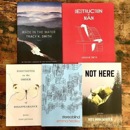 Her Bookshop Poetry Month Picks