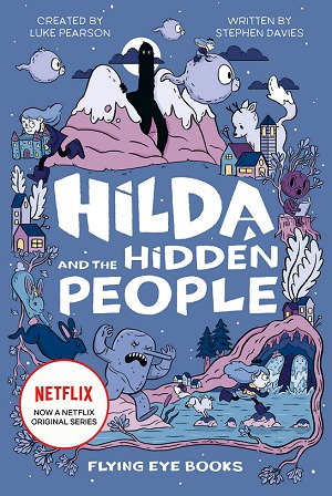 Hilda and the Hidden People cover