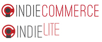 IndieCommerce and IndieLite logos