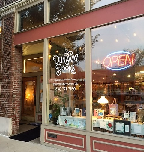 Used bookstore Dunaway Books in St. Louis, Missouri, has new owners.