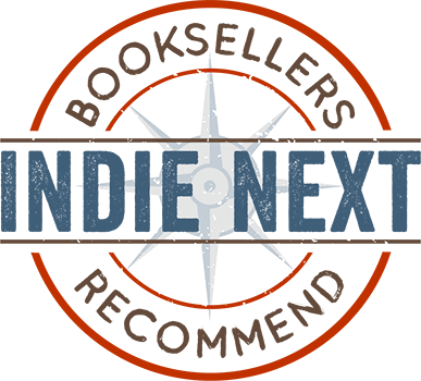 Indie Next: Booksellers Recommend logo