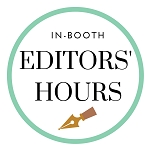 In-Booth Editors' Hours