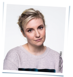 Lena Dunham photo from Autumn deWilde