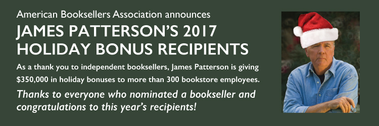 James Patterson Holiday Bonus Recipients 2017 | the American