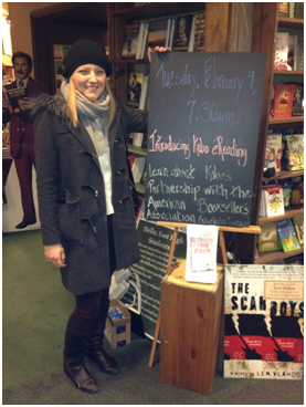 An eReading seminar at Denver's Tattered Cover taught customers about Kobo.