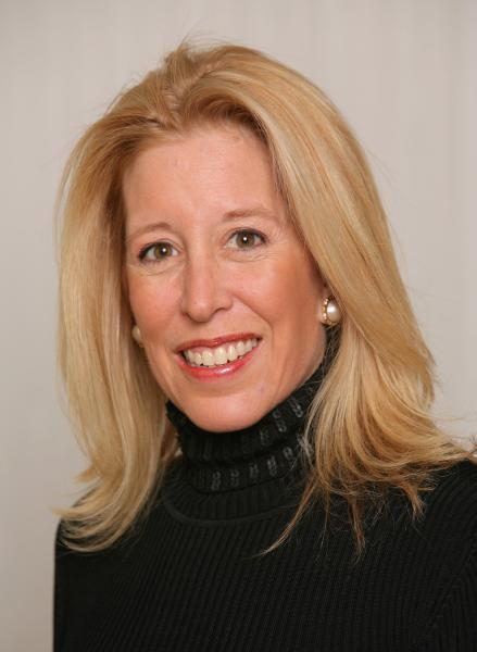 Lisa Sharkey, senior vice president of creative development at HarperCollins Publishers.