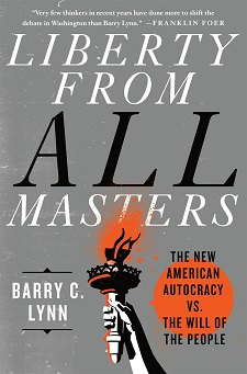 Liberty From All Masters by Barry Lynn