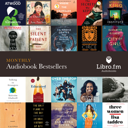 Libro.fm's top fiction and nonfiction books for the month of October