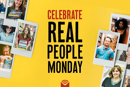 Libro.fm Real People Monday