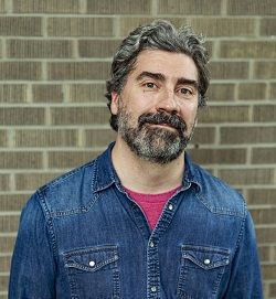 Mark Rader, photo by Christopher Hiltz