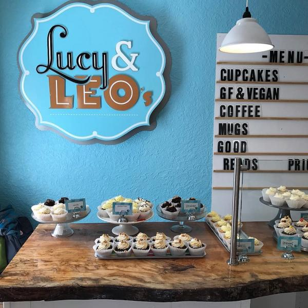 Lucy & Leo's Cupcakery is featured in Midtown Reader's expansion.