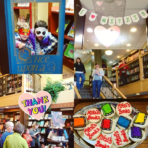Independent Bookstore Day highlights from Mitzi's Books