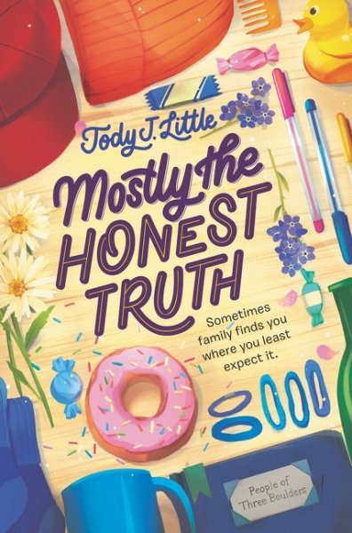 Mostly the Honest Truth cover