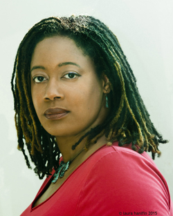 NK Jemisin; photo by Laura Hanifin