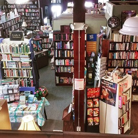 A look inside The Next Page Bookstore & More