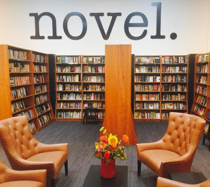 Novel opened in August 2017 with strong community support.