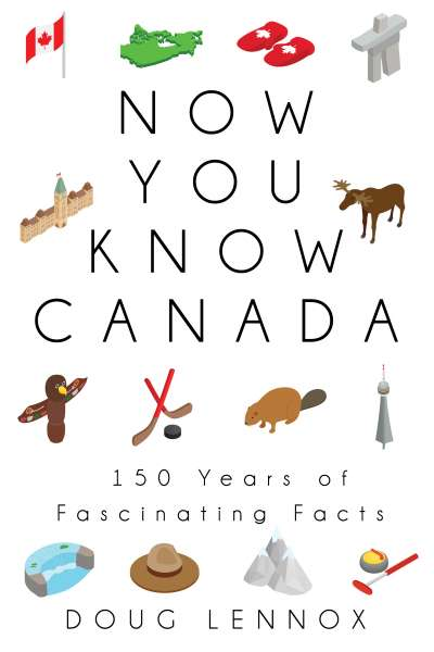 Now You Know Canada cover