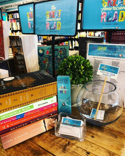 pages: a bookstore in Manhattan Beach, California