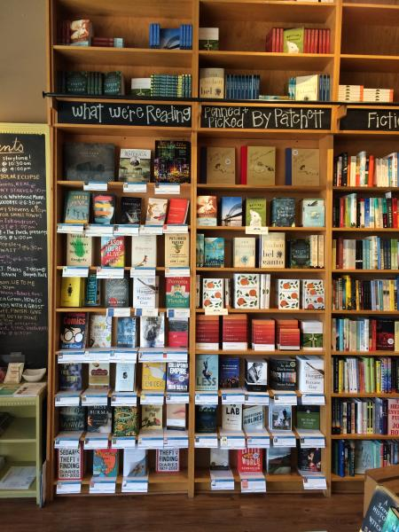 Staff recommendations at Parnassus Books