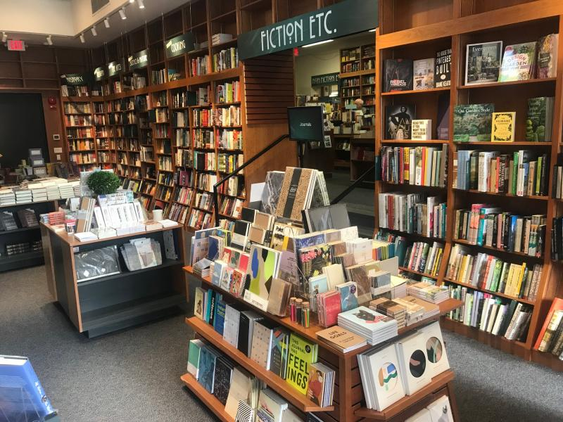 Expanded Politics & Prose space