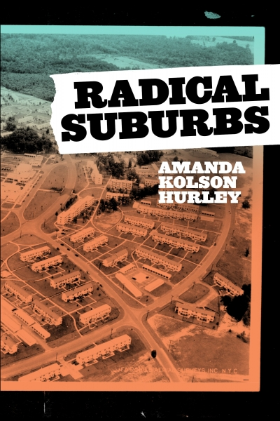 Radical Suburbs cover