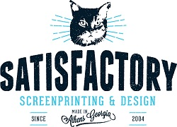 Satisfactory Screenprinting & Design