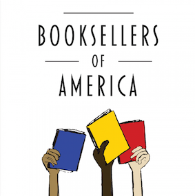 Logo of Booksellers of America