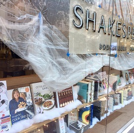 The unveiling of Shakespeare and Co.'s Upper West Side location.