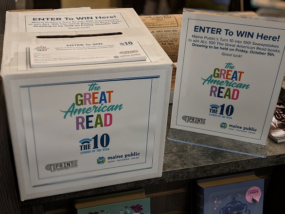 Print Partners With Local Radio Station on Sweepstakes for The Great