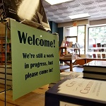 The Book Table in Oak Park, Illinois, has opened its new addition.