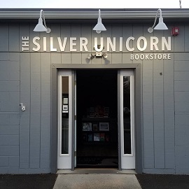 The Silver Unicorn's storefront