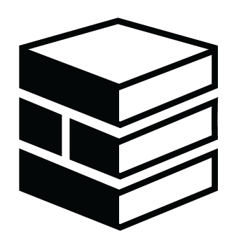 Brick & Mortar Books logo