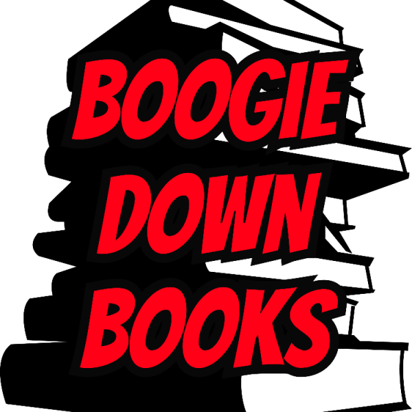 Boogie Down Books logo
