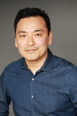 David Yoon headshot