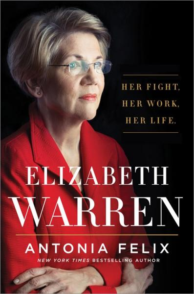 Elizabeth Warren cover