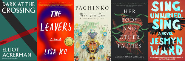 The National Book Award Finalists for Fiction