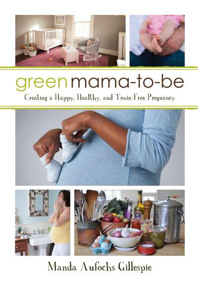 Green Mama-to-be cover