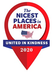The Nicest Places in America 2020: United in Kindness