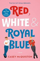 Red, White, and Royal Blue cover image