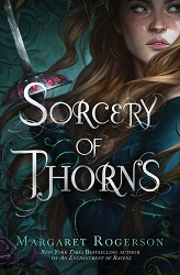 Image de couverture de SORCERY OF THORNS