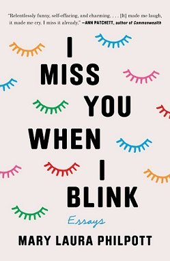 I Miss You When I Blink cover